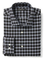 NWT Banana Republic New $79.50 Men Camden-Fit Supima Cotton Shirt Size XS, Small