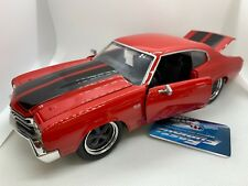 1970 Chevy Chevelle SS JADA Fast And Furious 1:24 Diecast Car
