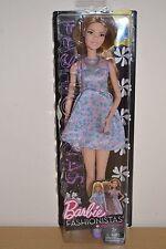2017 fashioniste playline Adorabile in Lilla Tall Barbie-NUOVO