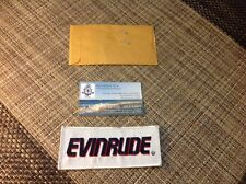 SMA1366 NEW Johnson Evinrude OMC 302877 groove pin set of 2 PAIR outboard motor