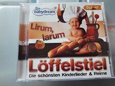 babydream -VOL.19 - Lirum, Larum Löffelstiel Die schönsten Kinderliederr & Reime