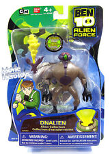 BEN TEN 10 Alien Force Action Figure Alien Collection DNALIEN