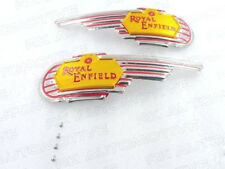 ROYAL ENFIELD PETROL TANK DECAL BADGES NEW BRAND