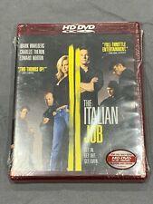 Brand New Sealed The Italian Job HD DVD Mark Wahlberg & Charlize Theron 2006