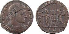 Constantin Ier, centenionalis, nummus, 330 333, GLORIA EXERCITVS RBP - 37