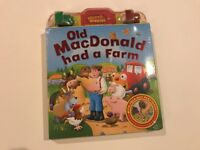 Old MacDonald Had A Farm Whizzy Winders Board Book, Wind Up Cars New Sealed