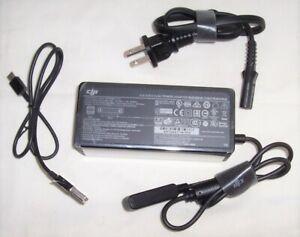 Genuine DJI Mavic Pro CHARGER AC POWER ADAPTER F1C50 Platinum Drone OEM Battery