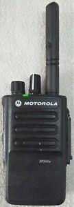 Motorola DP3441e Uhf Dispositif de Radio