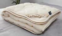 MERINO CASHMERE CARO WOOL & COTTON UNDERBLANKET Mattress Topper COVER WOOLAMRKED