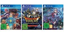 PS4 Bundle Dragon Quest Heroes Nights of Azure Star Ocean
