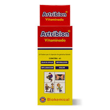 ARTRIBION VITAMINADO 1 DISPLAY 20 Packs x 4 Pills ***...