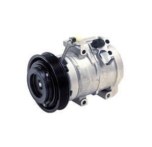 For Mazda MPV 2000-2001 A/C Compressor W/Clutch 471-0385 Denso Remanufactured
