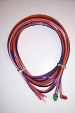 (011) G Scale Lgb 6 Ft. Power Cable To Help You Clean Locomotive Wheels Easy.