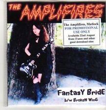 (CO234) The Amplifires, Fantasy Bride / Broken Wing - DJ CD