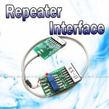 Simplex Repeater Interface + delay for Motorola GM-300 PCB2