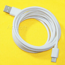 6ft Type C USB 3.1 to Sync USB 2.0 Male Cable for Net10 LG G5 4G LTE VS987 Phone