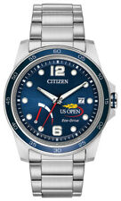 Citizen Men's US OPEN Eco-Drive Rotating Compass Bezel 42mm Watch AW7036-51L