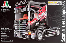 ITALERI Scania 164L/164 L TOPCLASS Machine à pain automatique CAMION 1:24