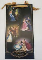 Disney Store Fairy Tale Designer Collection Dolls Princess Vs Villains Gift Bag