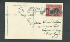 651 FDC Feb 25 1929 George Rogers Clark On Special Commemorative Illustrated---