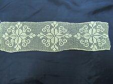 Beautiful Vintage Handmade motif/ trim