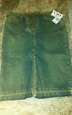 NEW with tags!!! Women's Blue jean skirt
