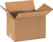 Si Products 9 X 6 X 6 Shipping Boxes 32 Ect Brown 90606