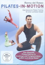 DVD + Pilates in Motion + Training + Sport + Posture + belly + Legs + Po +