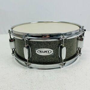 "14"" Mapex QR Snare Drum | Grey Sparkle | 8 Lug | #SD330"