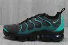 57 New Nike Air Vapormax Plus Green Cool Grey Mens Shoes 924453-013 9 - 12