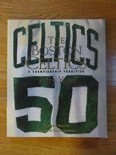 BOSTON CELTICS 50 Years Championship S Book BIRD AUERBACH COUSY RUSSELL HAVLICEK
