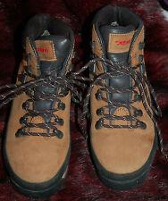 ❄️ New 5 38 Demon Oxygen D Tech Tan Nubuck Leather Ankle Boots Hiking Walking