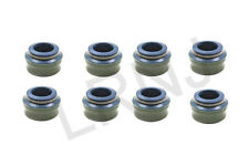 LAND ROVER DEFENDER ALL V8 1994-ON 3.5L PETROL ENGINE VALVE STEM SEAL X 8
