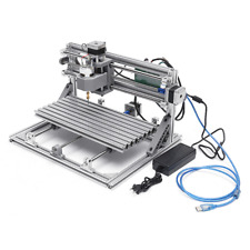 3018 3 Axis Mini Diy Cnc Router Standard Spindle Motor Wood Engraving Machine