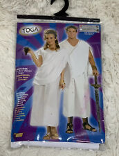 New TOGA Costume Unisex Women's Men's X-Large Halloween Adult Party XL Greek 48""