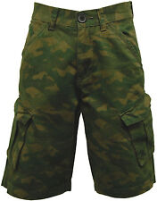 "Firetrap Mid 7 to 13"" Inseam Cargo, Combat Shorts for Men"