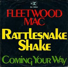 "7"" Fleetwood Mac – Rattlesnake Shake / Coming Your Way // Germany 1969"