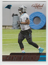 JULIUS PEPPERS 2017 Donruss Certified Cuts Canton Bound #20 Panthers