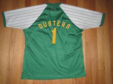 Vintage 1970 s-80 s Dusters  1 Baseball Softball Jersey Medium ... e51a3b94398