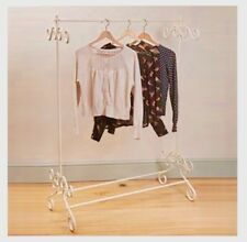 Vintage style Clothes Hat coat Garment sturdy Hanging Rail Rack Stand