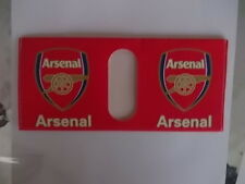 money wallet arsenal   design awesome  purse gift bag brand new   free postage