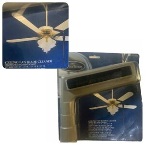 Universal Ceiling Fan Blade Cleaner Vacuum Attachment By Harbor Breeze • NEW