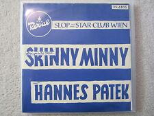 Single / SLOP STAR CLUB WIEN MIT  HANNES PATEK  / AUSTRIA 60er / TOP RARITÄT /