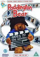 , Paddington Bear - Paddington Goes To The Movies [DVD], Like New, DVD