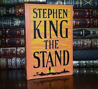 NEW Stand by Stephen King Illustrated Sealed Leather Bound Collectible Hardcover