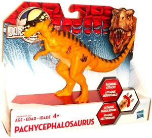 Jurassic World / Park Pachycephalosaurus figure Hasbro Bashers & Biters Dinosaur