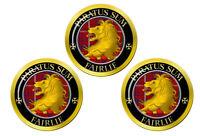 Fairlie Écossais Clan Marqueurs de Balles de Golf