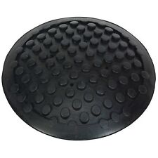 Sealey Rubber Safety Jack Pad For 2500LE 2.5 Tonne Trolley Jack - 95mm Diameter