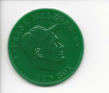 1959 Armour Coins Frank Malzone Red Sox Green
