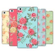Fundas y carcasas color principal rosa para teléfonos móviles y PDAs Huawei